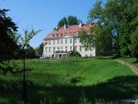 Außenansicht vom Park Hotel Schloss Rattey, gleichzeitig Bildquelle