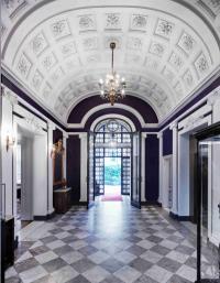 Patrick Hellmann Schlosshotel Eingangsbereich