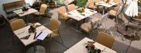 Topalit Outdoor-Tischplatten / Bildquelle: pemora Ltd. & Co. KG