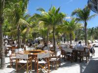 Miami Beach-Restaurant / Bildquelle: Pierre Nierhaus