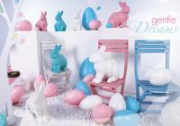 Ostern gefällt in Pastell