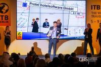 Preisübergabe in Berlin / Bildquelle: protel hotelsoftware GmbH