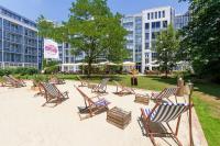 Pullman Hotel Munich Strand THEOS Cast Away Beach / Bildquelle: Pullman Hotel München