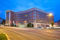 Eines von 21 neuen QR-Partnerhotels: das Novum Hotel Unique Dortmund / Bild: Novum Group