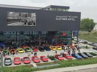 Neues QR-Partnerhotel ist The Classic Oldtimer Hotel in Ingolstadt mit Oldtimer-Ausstellung / Foto: The Classic Oldtimer Hotel Ingolstadt