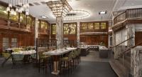 Reichshof Hamburg, Curio by Hilton - Restaurant slowman / © Matthew Shaw