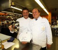 Enrico Cerea und Heinz Winkler / Bildquelle: Relais & Châteaux