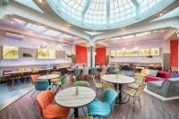 Restaurant im NYX Hotel Prag; (c) Leonardo Hotels