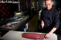 ...und fachlicher Kompetenz bei der asiatsichen Shshi Küche