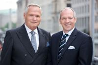 Gert Prantner & Marek N. Riegger, Geschäftsführende Gesellschafter / Bildquelle: RIMC Deutschland Hotels & Resorts GmbH