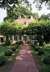 Der Weg zum Restaurant / Bildquelle: Romantik Hotel Villa Sorgenfrei
