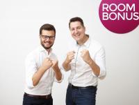 Thomas Nitschinger und Dr. Rainer Schuster / Bildquelle: ROOMBONUS GmbH