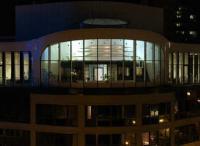 Roomers Hotel Frankfurt Außenansicht, Bildquellen THINK INC. Communications GmbH Mr. Plotek