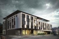 Mit dem Neubau-Projekt in Baden-Baden wird die Lifestyle & Luxus- Hotelmarke Roomers im Jahr 2016 erweitert. / Bildquelle: Gekko Management GmbH