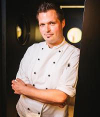 Hubertus Marquardt, Executive Chef Roomers Frankfurt / Foto: Gekko Group