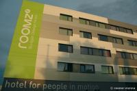 Außenansicht vom roomz vienna / Bildquelle: roomz Budget Design Hotel