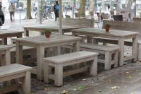 Bänke und Tische / Bildquelle: Stuhlfabrik Schnieder GmbH