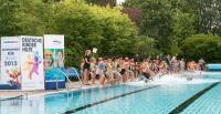 Schwimmen für ALLE - Start Seepferdchenparade / Bildquelle: NORDSEE Franchise GmbH