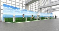 Konzept von Scott Henderson; Bildquelle Messe Frankfurt Exhibition GmbH