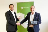 v.l.n.r Gerhard Weiß (technischer Geschäftsführer) und Alexander Spisla (kaufmännischer Geschäftsführer) / Bildquelle: Betterspace GmbH