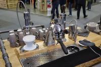 Neuartiges Zubereitungskonzept für  Espresso und Filterkaffee - die modbar; Bildquellen kaffeesatz-pr.de