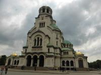 Alexander-Nevski-Kathedrale in Sofia/Bulgarien