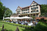 Sorell Hotel Zürichberg Außenansicht Terrasse / Bildquelle: Sorell Hotels