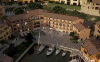 Rendering vom Falisia, a Luxury Collection Resort & Spa, Portopiccolo / Bildquelle: Starwood Hotels & Resorts