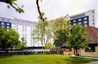 Außenansicht vom Steigenberger Airport Hotel Frankfurt / Copyright Steigenberger Hotels & Resorts