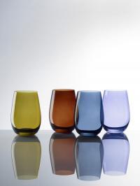 Glas-Serie Elements aus der Kollektion The Magic Colours / Bildquelle: Stölzle Lausitz GmbH