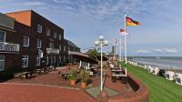 Alle Bilder: Strandhotels Seestern und Delphinin Wilhelmshaven