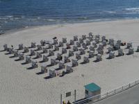 Neben Strandkörben auch noch Kurtaxe bezahlen? Nicht überall... / Bildquelle: Sascha Brenning - Hotelier.de