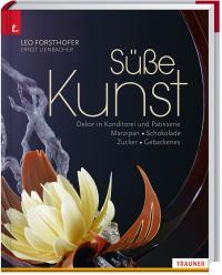 Das Cover von Süße Kunst; Bildquellen Trauner