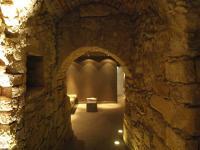 Von historischen Mauern umschlossen: Das Pürovel Spa & Sport im Swissôtel Dresden am Schloss