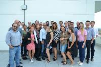 Business Partner sowie ein Teil des TAC Teams / © TAC | The Assistant Company