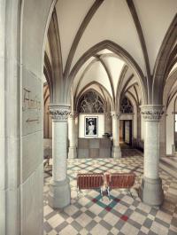Imposant sakral: Wohlfühlen im TH QVEST in Köln?; credits THE QVEST hideaway Köln