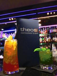 """Ab sofort erwachen in """"theos"""" Bar legendäre Cocktail-Klassiker zu neuem Leben. (Bildquelle: Pullman Munich)"""