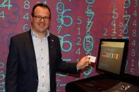 Self-Check-in von Liechtensteins Regierungschef-Stellvertreter Thomas Zwiefelhofer / Bildquelle: bsmarts AG