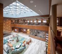 Lobby / Bildquelle: Titanic Hotels