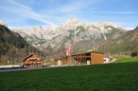Aussenansicht des neuen Tagungszentrums / Bildquelle: Travel Charme Bergresort Werfenweng