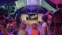 Public Viewing im Tropical Islands / Bildquelle Tropical Islands