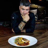 Bastian Falkenroth (Inhaber U. Das Restaurant, NENIO & Café Uhlenbusch) / Bildquelle: Sascha Perrone