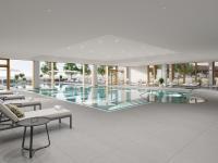 Toller Innen/Außenpool im Upstalsboom Wellness Resort Südstrand Wyk auf Föhr, Bildquellen kplus-medienbuero.de