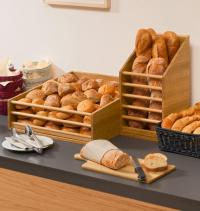 Hochwertig: Brotkörbe MANA aus Eichenholz / Bildquelle: VEGA GmbH
