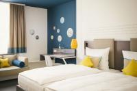 Zimmer im Vienna House Easy / @ Vienna International Hotelmanagement AG