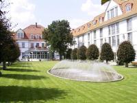 4-Sterne Superior Hotel Villa Heine in Halberstadt Parkansicht / ©Villa Heine
