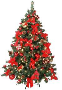 Weihnachtsbäume mit LED, Bildquellen Woerner