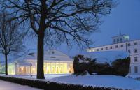Winterliches Kurhaus / Bildquelle: Grand Hotel Heiligendamm