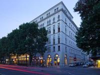 Das Café Supersense von Gastgeber Florian Kaps wird zum