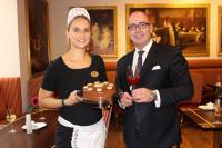 Wiener Kaffeehaus Eröffnung mit Hoteldirektor Bertold Reul; Fotocredit Hotel De Medici